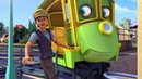 Веселые паровозики из Чаггингтона - Эдди опять опаздывает (1 Сезон/Серия 12) - мультики для детей