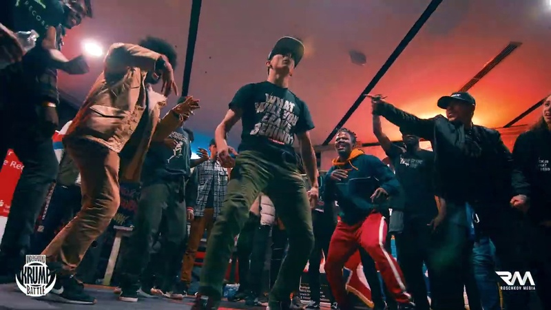 Ugly Fate | Outrage | Baddguy 1K | JUDGE DEMO | Underground Krump Battle 2019
