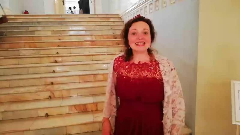 Я на Пасхальном балу в Доме Благородного Собрания