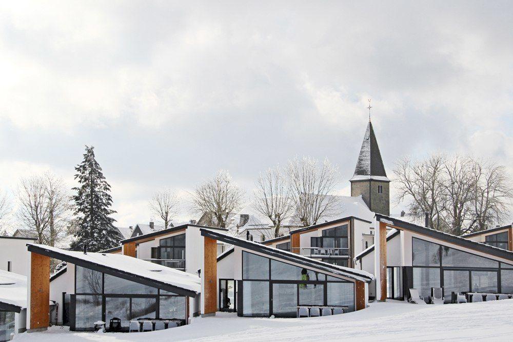 Villas Winterberg / Third Skin