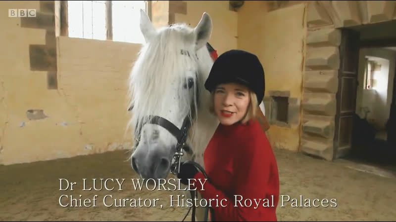 Lucy Worsley's Reins of Power The Art of Horse Dancing BBC Four 2015 UK ENG