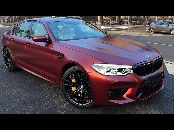 КУПИЛ новую BMW M5 F90 за 9 МИЛЛИОНОВ! Тест драйв и обзор БМВ М5 FIRST EDITION 1/400. @smile025