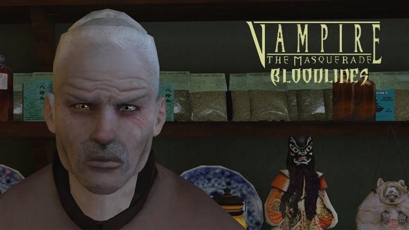 Vampire: the Masquerade – Bloodlines. Окс (RUS DUB)