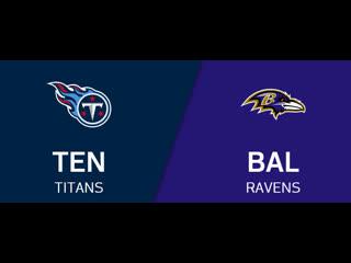 Nfl 2019-2020 / afc divisional / tennessee titans baltimore ravens / viasat sport hd / live stream