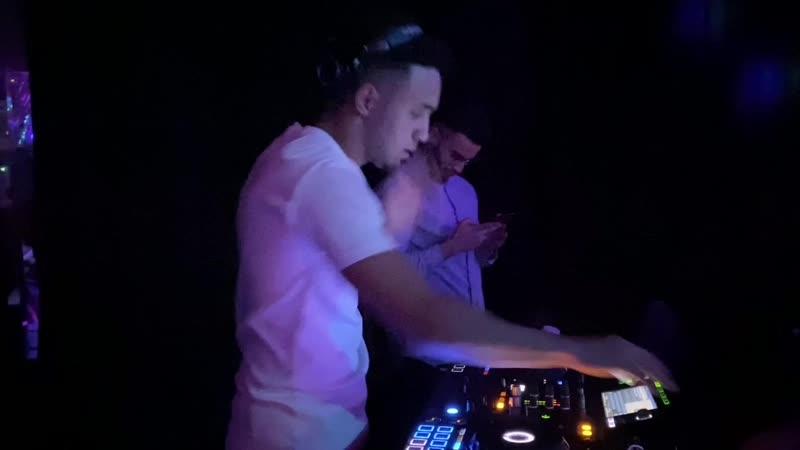 DJ David Ruela 14.01.20 - Saida party in Paris