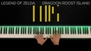 The Legend of Zelda Dragon Roost Island Piano Cover