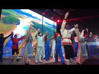 Фестиваль Ледовая Москва  Live