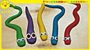 Aprendemos colores - Animales multicolor en plastilina | نتعلم الألوان - الحيوانات متعددة