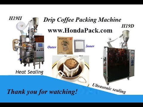 Pyramid inner and outer tea bag packing machine price, Pyramid tea bag packing machine manufacturer
