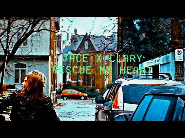 Jace x Clary Rescue My Heart