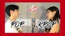 K-pop Pop Mashup,17 songs SING OFF vs NIDA (feat. BTS, Ariana Grande...) / Kpop 과 Pop 의 대결