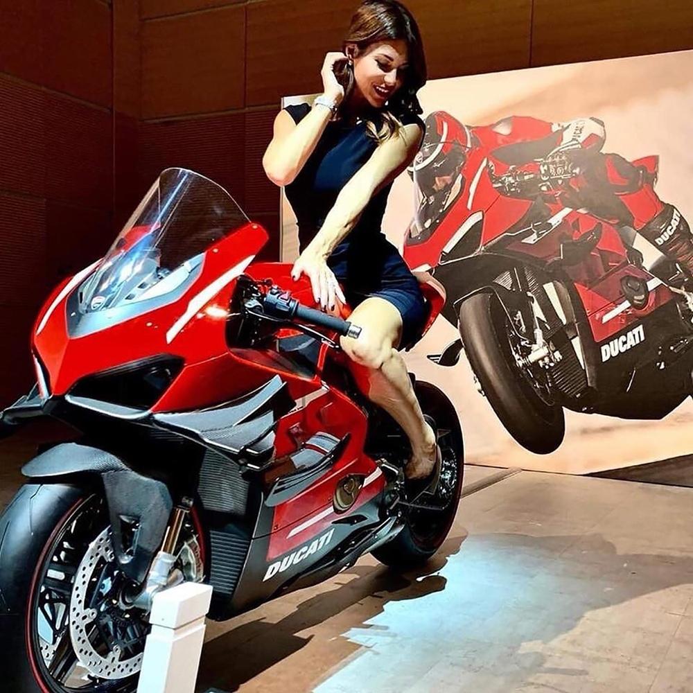 Ducati Project 1708 - обещают супербайк мощностью 234 л.с. (+ первое фото)