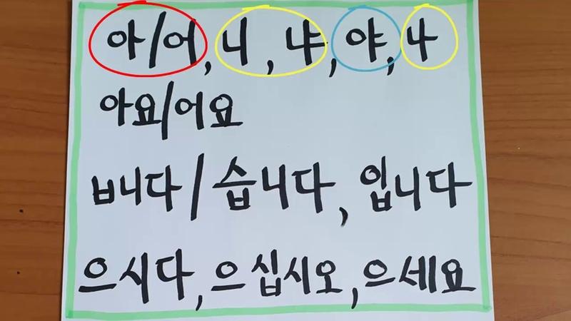 Корейский язык. (мои уроки 100)초급