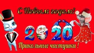 🐭прикольные частушки поздравления с новым 2020 годом