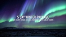 5 Day Winter Package The Golden Circle Ice Cave Northern Lights Blue Lagoon