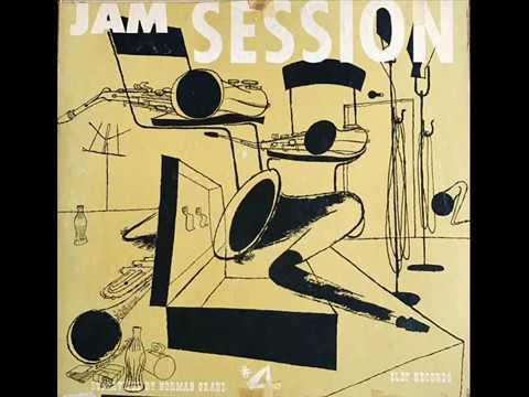 Norman Granz' Jam Session 4 Clef MGC 4004