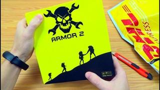 ARMOR 2 ! Посылка из Китая