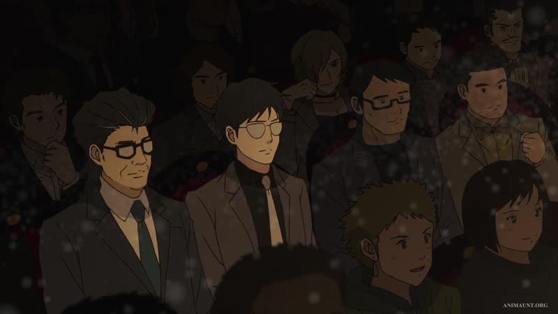 Piano no Mori 2nd Season TV-2 / Рояль в Лесу ТВ-2 - 11 серия | Veda, Linad Berofu [AniMaunt.org]