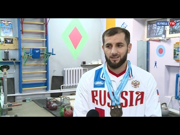 Первое место и два мировых рекорда воспитанник спортшколы Спартак Мовсар Сулейманов