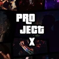 Логотип PROJECT X