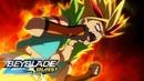 BEYBLADE BURST EVOLUTION Episode 15 Ghasem The Airborne Blader