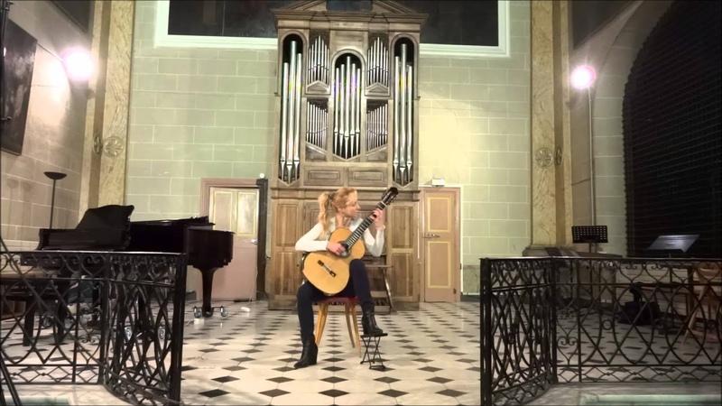 Ekaterina Khoreva prelude a moll original c moll BWV 847