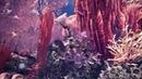 Грозные монстры, острые клинки и милые котики в релизном трейлере Monster Hunter World Iceborne