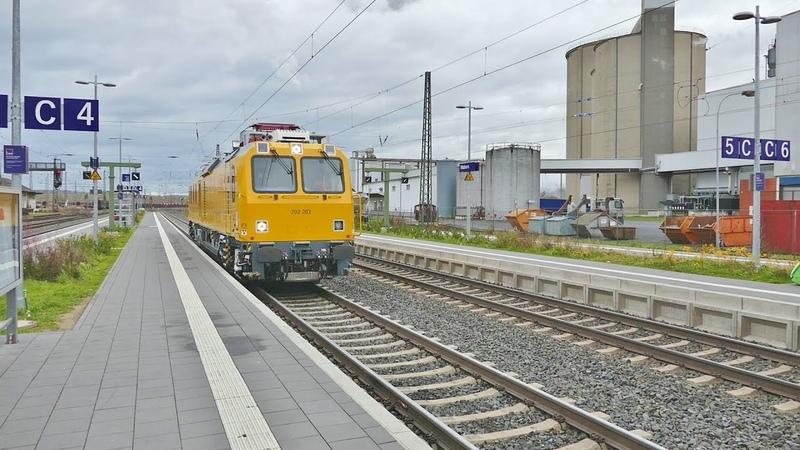 Bahnhof Wabern in Nordhessen - Umbau fertig gestellt !!