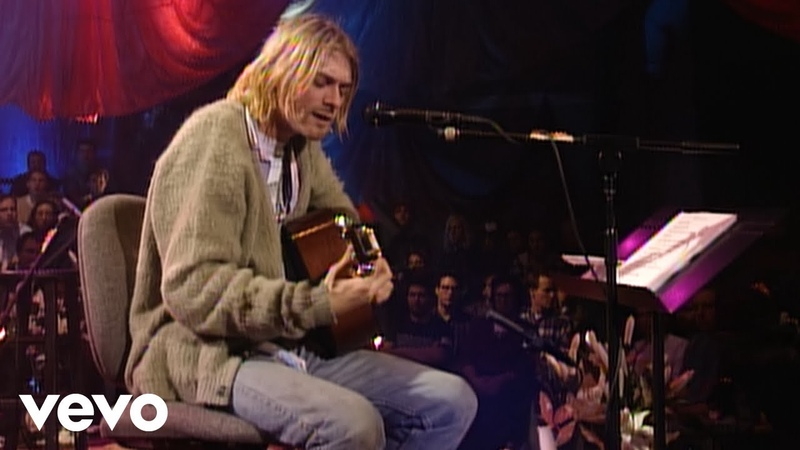 Nirvana - Pennyroyal Tea (Live On MTV Unplugged, 1993 Unedited)