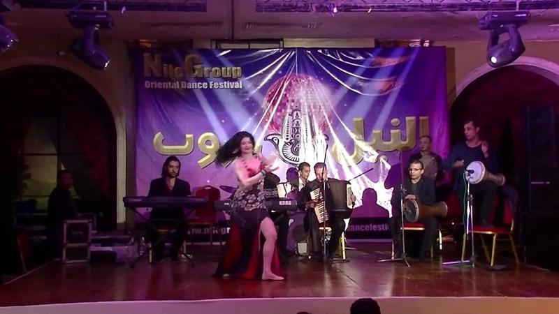 NEW Elina-WINNER of NIle Grop festival 2017 (Egypt, Cairo)
