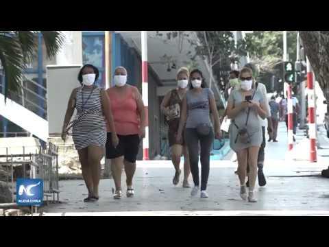 China entrega a Cuba donación de insumos sanitarios