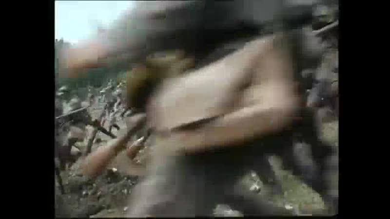 Неудачная атака румынской пехоты на германскую оборону (Triunghiul mortii (1999)