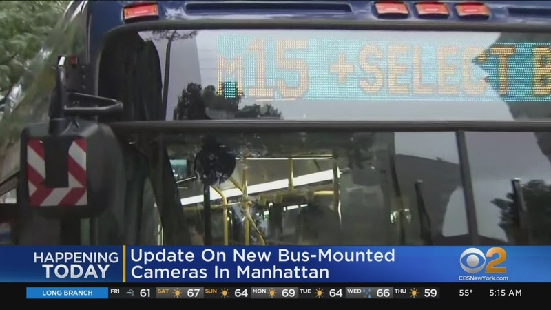 Updated Expected On Bus-Mounted Cameras