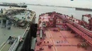 SHIP TO SHIP TRANSFER OPERATION IN TANJUNG PELEPAS AREA