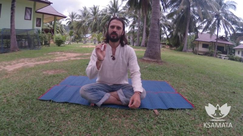 Реальная Медитация [День 2] медитация, чтобы зарядить организм энергией короткое дыхание
