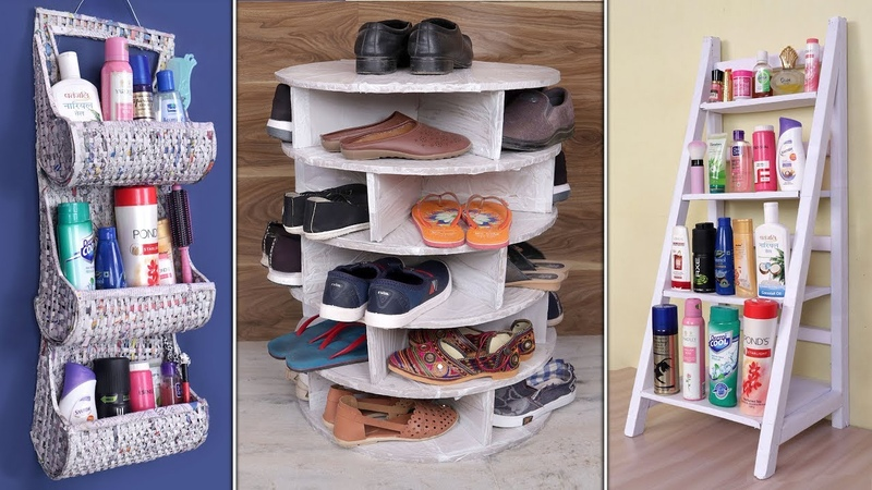 6 Beautiful Home Organization Ideas Handmade Things