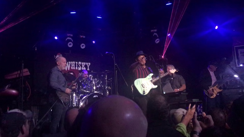 Zomby Woof - Zappa at the Whisky 8-17-19