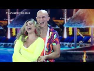 """Джуниор дос Сантос - Пятый танец в телешоу """"Танцы со звёздами"""""""
