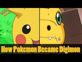 Pokemon Theory: How Pokemon Slowly Became Digimon Every Generation