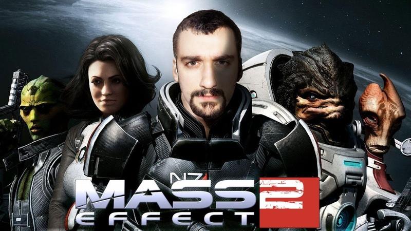 Мечтают ли геты об электроовцах - Mass Effect 2