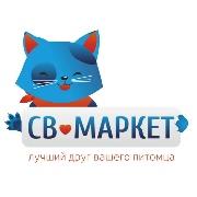 Сеть зоомагазинов СВ-Маркет-logo