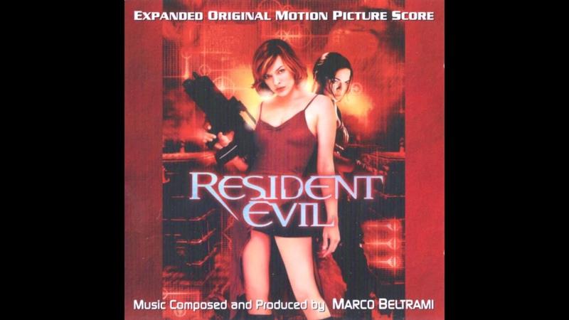 Resident Evil - (Expanded Original Motion Picture Score) 2002