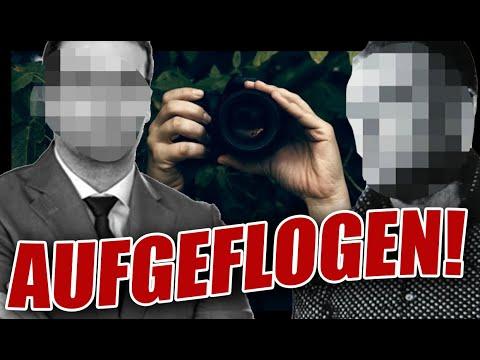 AUFGEDECKT: Drehten Iranischer Anwalt und vorbestrafter Betrüger das Video?