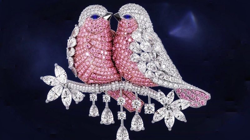 Top 10 Most Beautiful Diamond Jewel Collection from Graff