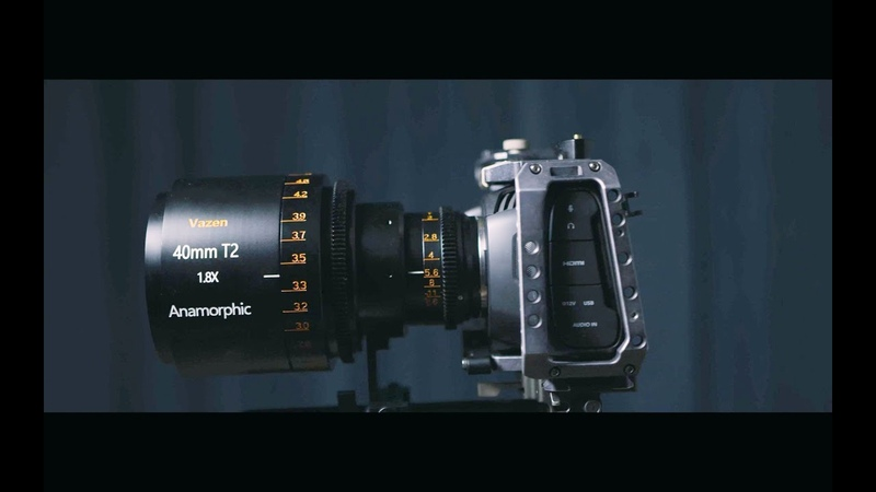 $3250 Pro M43 Anamorphic lens from China!! This is AMAZING