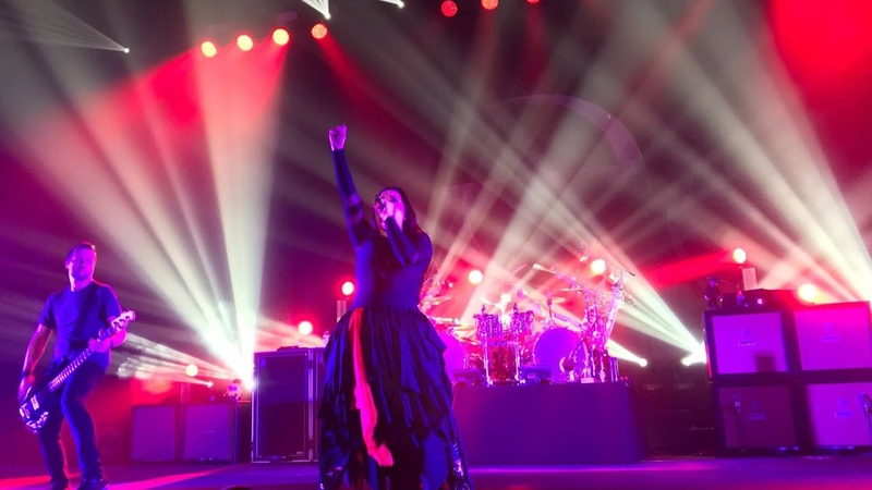 Evanescence Imaginary Live at Istanbul 2019