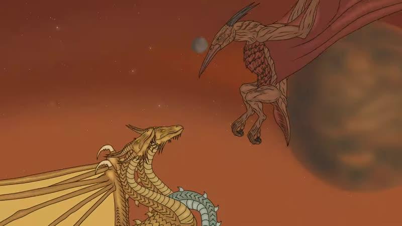 [ASM] Кинг Конг против Годзиллы 15 King Kong vs. Godzilla 15 - King Ghidorah The final
