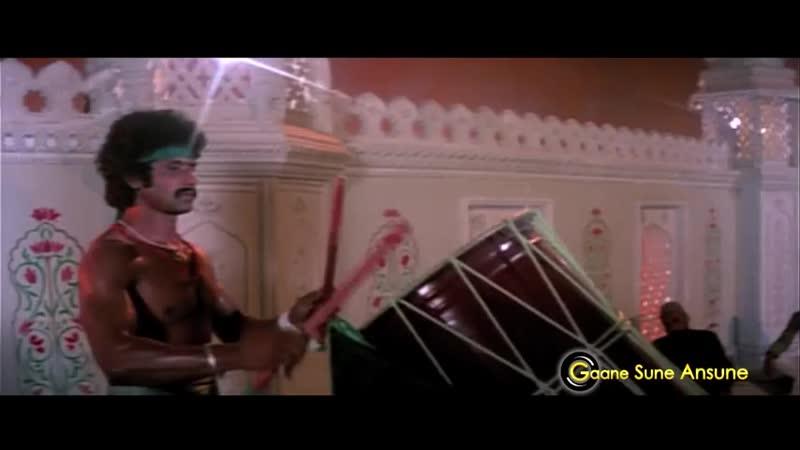 Allah O Akbar Mahesh Gadhvi Janbaaz 1986 Songs Amrish Puri 480p mp4