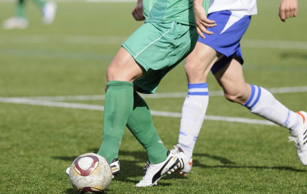 Футбол может улучшить координацию между руками, глазами и ногами
