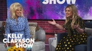 Watch Kelly Clarkson Get A Psychic Reading From 'Long Island Medium' Theresa Caputo